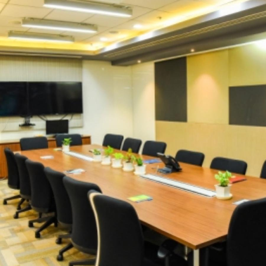 Incuspaze Conference Room