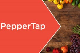 The success and failure of Peppertap