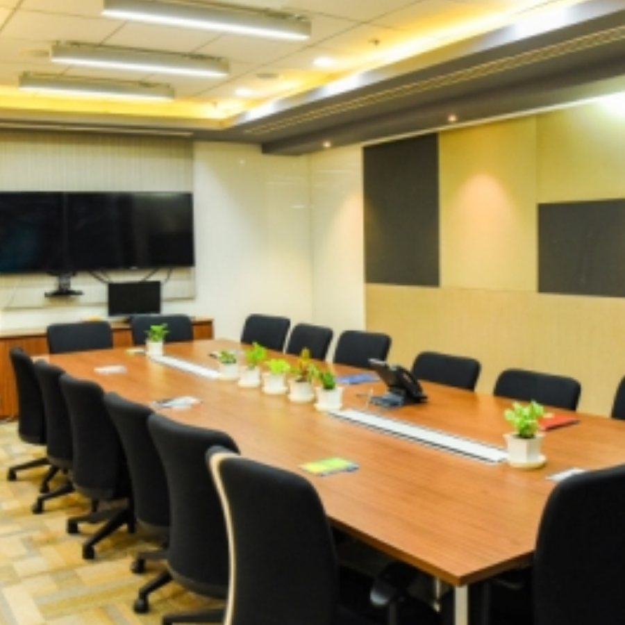 Incuspaze Conference Room